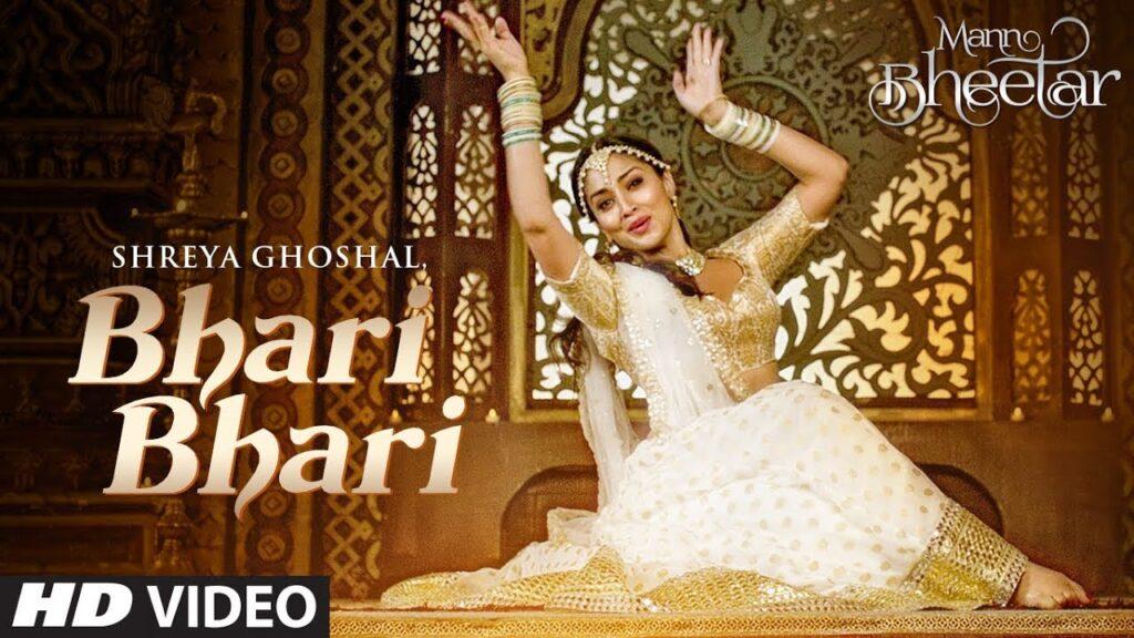 Bhari Bhari Lyrics - Mann Bheetar