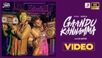 Gaandu Kannamma Lyrics - Vivek Mervin