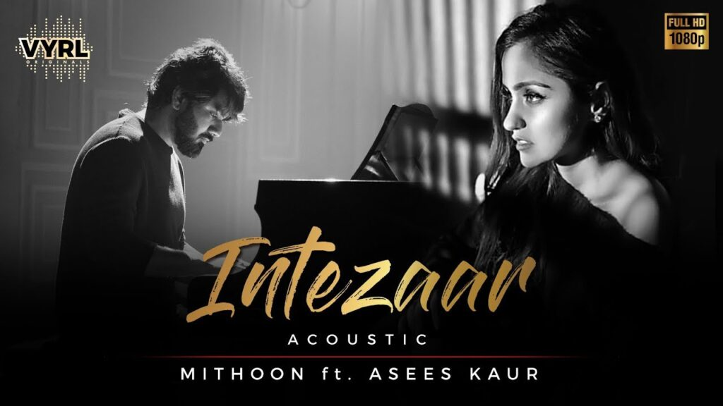 Intezaar (Acoustic Version) Lyrics - Mithoon