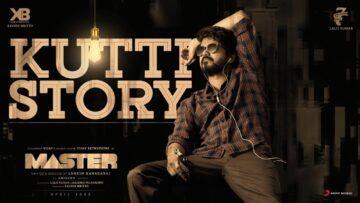 Kutti Story Lyrics - Master
