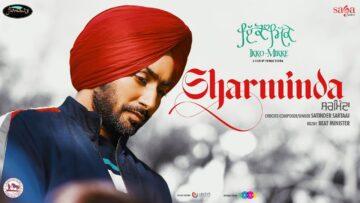 Sharminda Lyrics - Satinder Sartaaj
