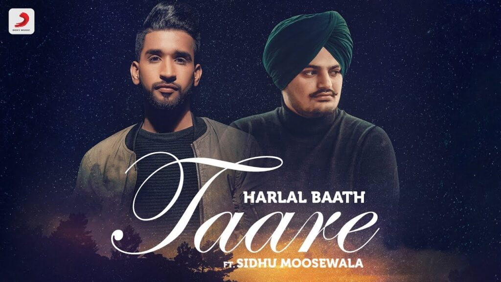 Taare Lyrics - Harlal Batth | Sidhu Moose wala