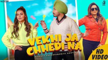 Vekhi Ja Chhedi Na Lyrics - Virasat Sandhu