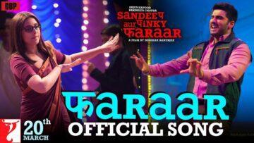 Faraar Lyrics - Sandeep Aur Pinky Faraar