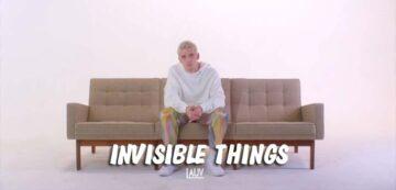 Invisible Things Lyrics - Lauv