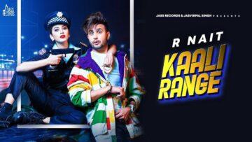Kaali Range Lyrics - R Nait