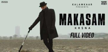 Makasam Lyrics - Kr$na