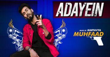 Adayein Lyrics - Muhfaad