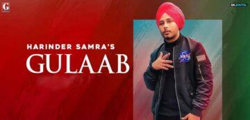 Gulab Lyrics - Harinder Samra