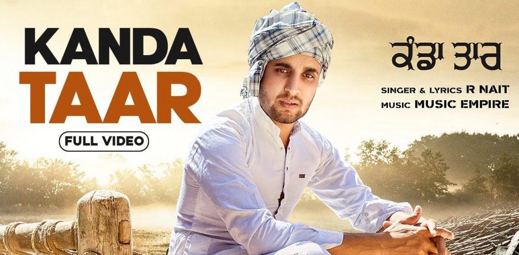 Kanda Taar Lyrics - R Nait
