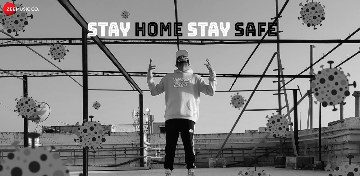 Stay Home Stay Safe Lyrics - Ace aka Mumbai