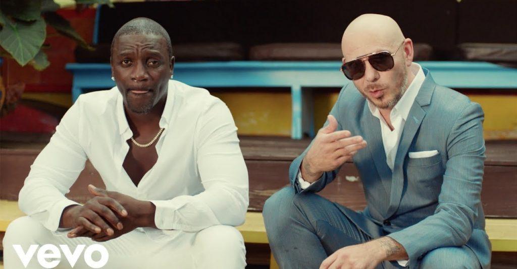 Te Quiero Amar - Akon Ft. Pitbull