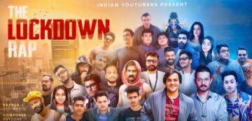 The Lockdown Rap Lyrics - Indian Youtubers   SSD Music