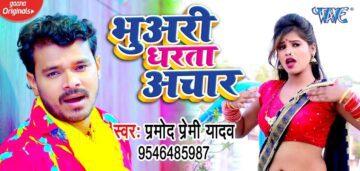 Bhuwari Dharata Achar Lyrics - Pramod Premi Yadav