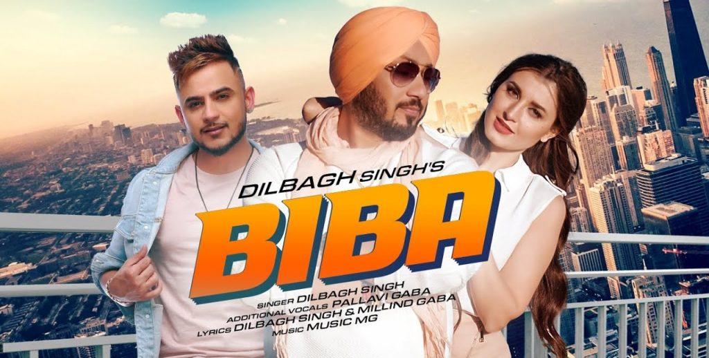 Biba Lyrics - Dilbagh Singh x Pallavi Gaba