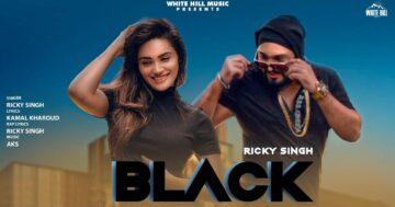 Black Lyrics - Ricky Singh