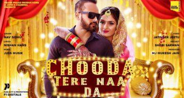 Chooda Tere Naa Da Lyrics - Nav Sidhu