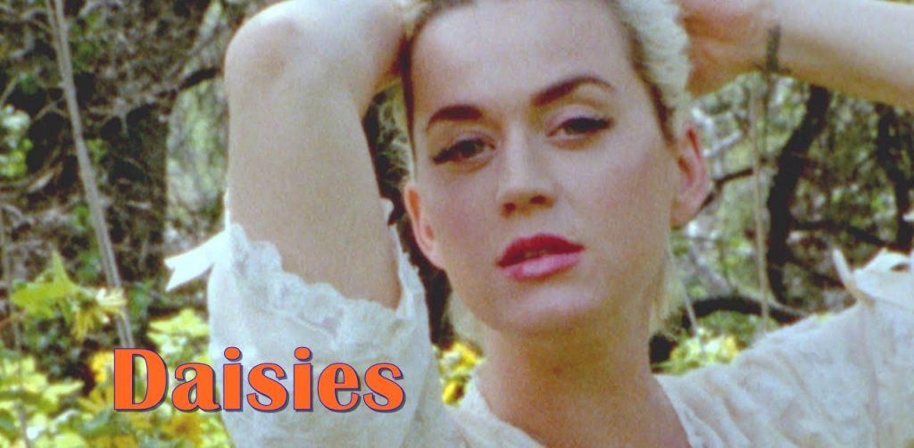 Daisies Lyrics - Katy Perry