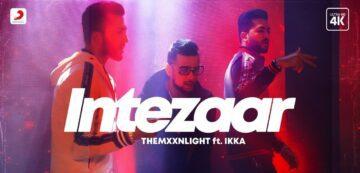 Intezaar Lyrics - Themxxnlight Ft Ikka