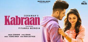 Kabraan Lyrics - Zorawar