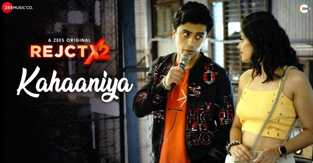 Kahaaniya Lyrics - Rejctx2