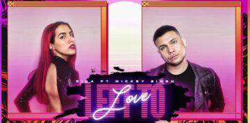 Left to Love Lyrics - Rika Ft Mickey Singh