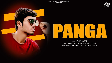 Panga Lyrics - Sukh Sran