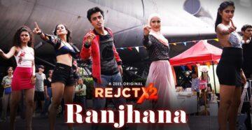 Ranjhana Lyrics - Rejctx2