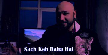 SACH KEH RAHA HAI LYRICS - B Praak - Lyricsgoo.com