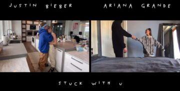 Stuck with U Lyrics - Ariana Grande