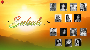 Subah Lyrics - Shivangi Bhayana
