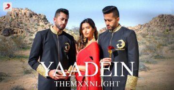 Yaadein Lyrics - Themxxnlight
