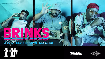 Brinks Lyrics - D'Evil, Elvis Brown, MC Altaf