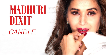 Candle Lyrics - Madhuri Dixit