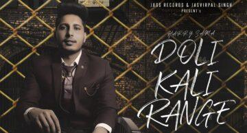 Doli Kali Range Lyrics - Harry Sama
