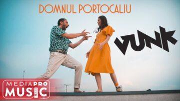 Domnul Portocaliu Lyrics - Vunk