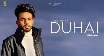 Duhai Lyrics - Jasraaj Maan