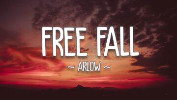 Freefall Lyrics - Arlow