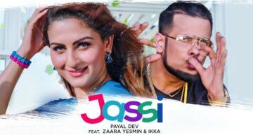 Jassi Lyrics - Payal Dev Ft Ikka