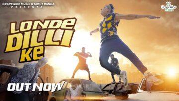 Londe Dilli Ke Lyrics - Lil Golu