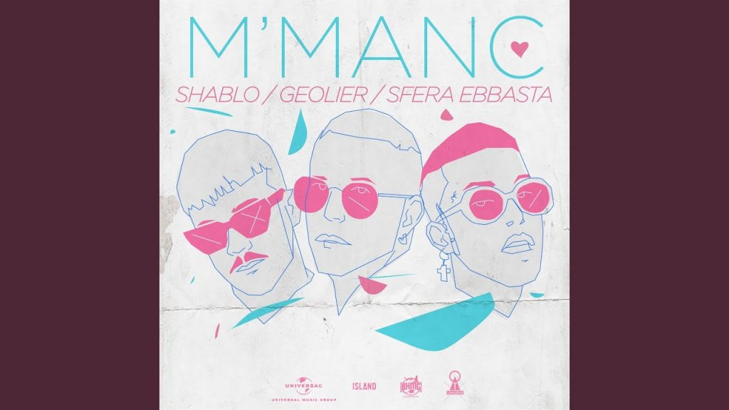 M' Manc Lyrics - Shablo, Geolier & Sfera