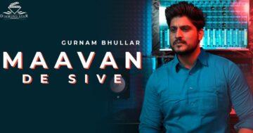 Maavan De Sive Lyrics - Gurnam Bhullar
