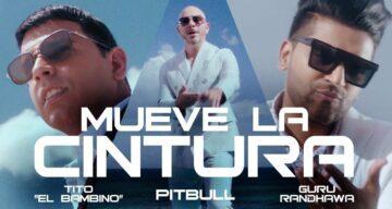Mueve La Cintura Lyrics - Pitbull   Guru Randhawa
