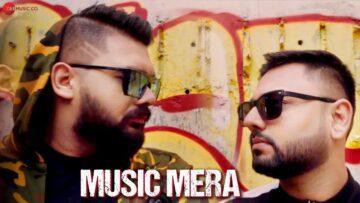 Music Mera Lyrics - Aayush T