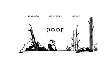 Noor Lyrics - Lost Stories ft. Akanksha Bhandari, Zaeden