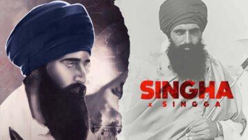 Singha Lyrics - Singga
