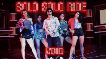 Solo Solo Ride Lyrics - Void