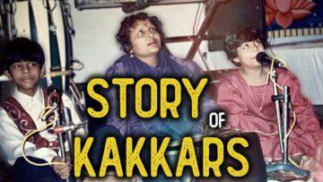 Story Of Kakkars Chapter 2 Lyrics - Tony Kakkar