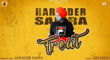 Treat Lyrics - Harinder Samra