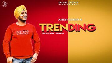 Trending Lyrics - Arsh Gahir